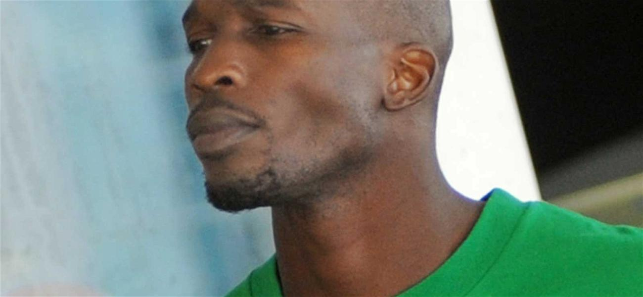 Chad Johnson's Alleged Baby Mama Wants Him Tossed Behind Bars