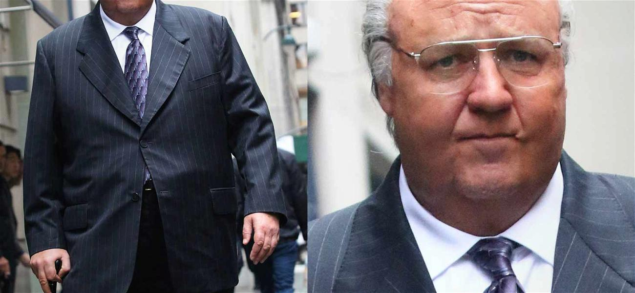 Russell Crowe Is Livin' Large as Late Fox News Honcho Roger Ailes