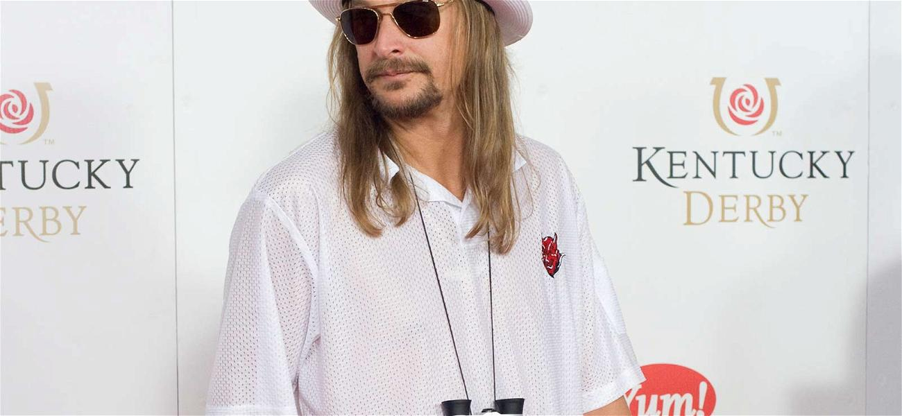 Kid Rock Donates $5,000 to Family of Texas Shooting Victims