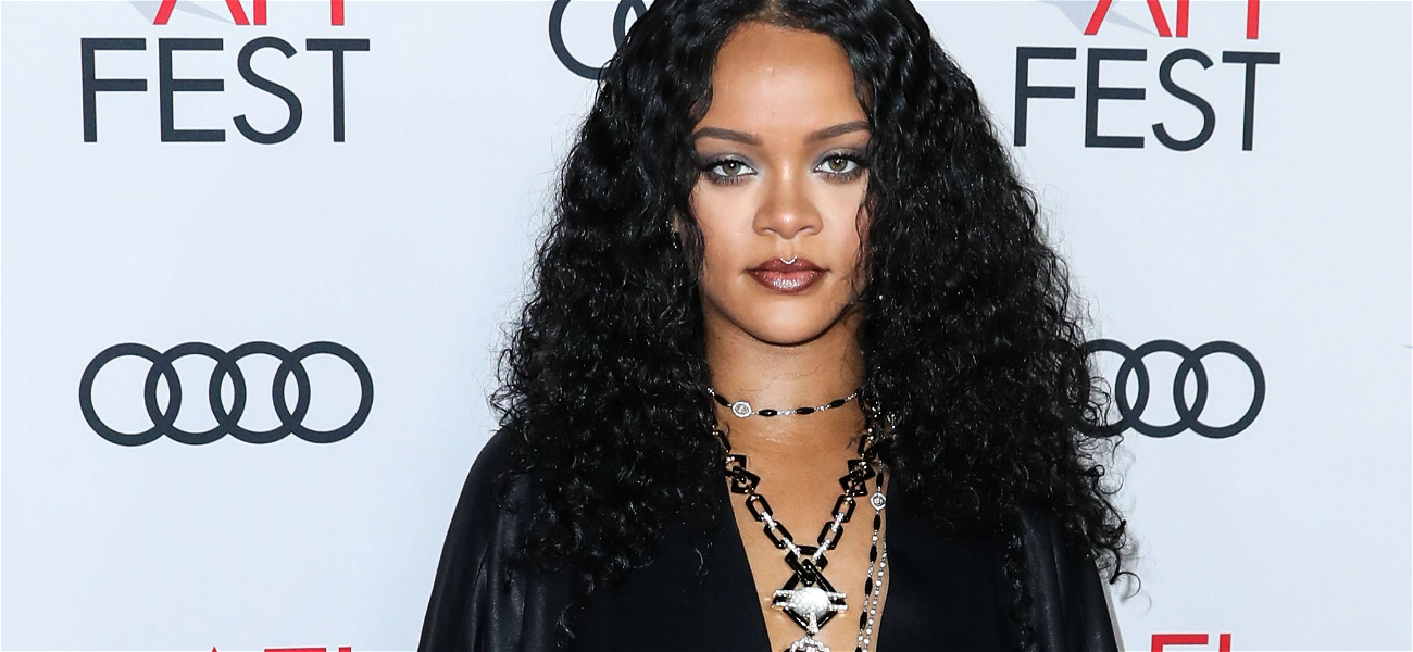 Rihanna Leaves Fans Thirsty With Barely-There Bikini Top