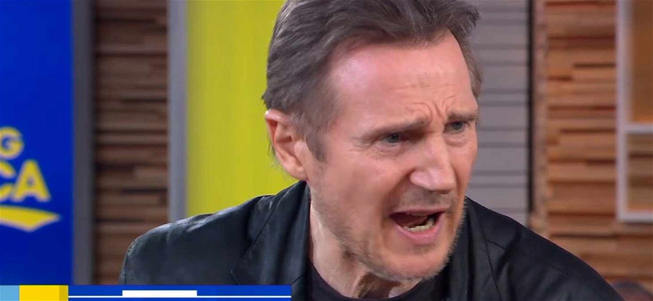 Liam Neeson Insists He's 'Not a Racist,' Says Race Played No Factor in Revenge Story