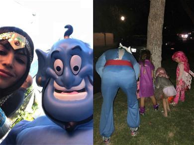 Channing Tatum and Jenna Dewan Reunite on Halloween After Divorce Filing