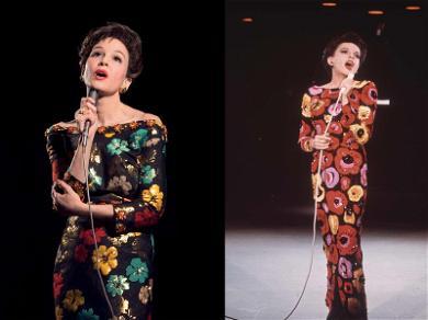 Renée Zellweger Channels Judy Garland in First Photo From Biopic