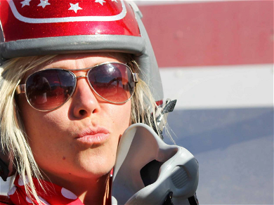 Racer Jessi Combs Killed In Desert Crash While Trying to Set Land Speed Record