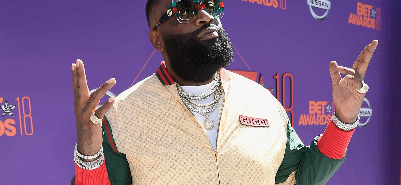 Rick Ross Settles Nasty Child Support Battle Over His 12-Year-Old Son