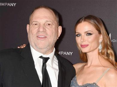 Georgina Chapman Says She Was 'Terribly Naive' About Harvey Weinstein Scandal