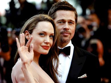 Angelina Jolie & Brad Pitt Are Officially Single!