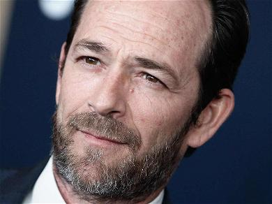 Celebs React to the Untimely Passing of Luke Perry