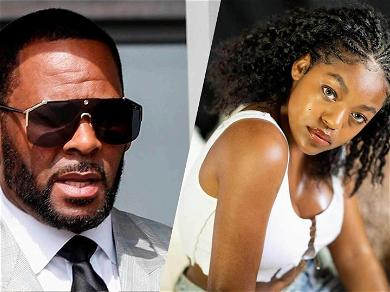 R. Kelly's Ex-Girlfriend Azriel Clary Compares Singer To The Devil After Destroying His $4,000 Versace Coat