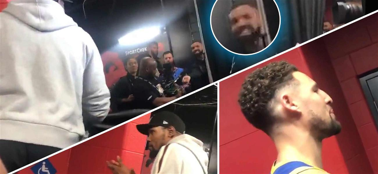 Drake Gets Trolled by Golden State Warriors Stars Klay Thompson & KD: 'See You in the Bay, Aubrey'