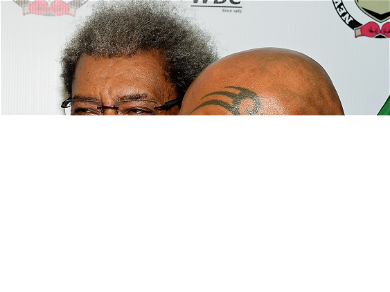 Mike Tyson Reveals He Called Don King to Apologize for Water Throwing Incident