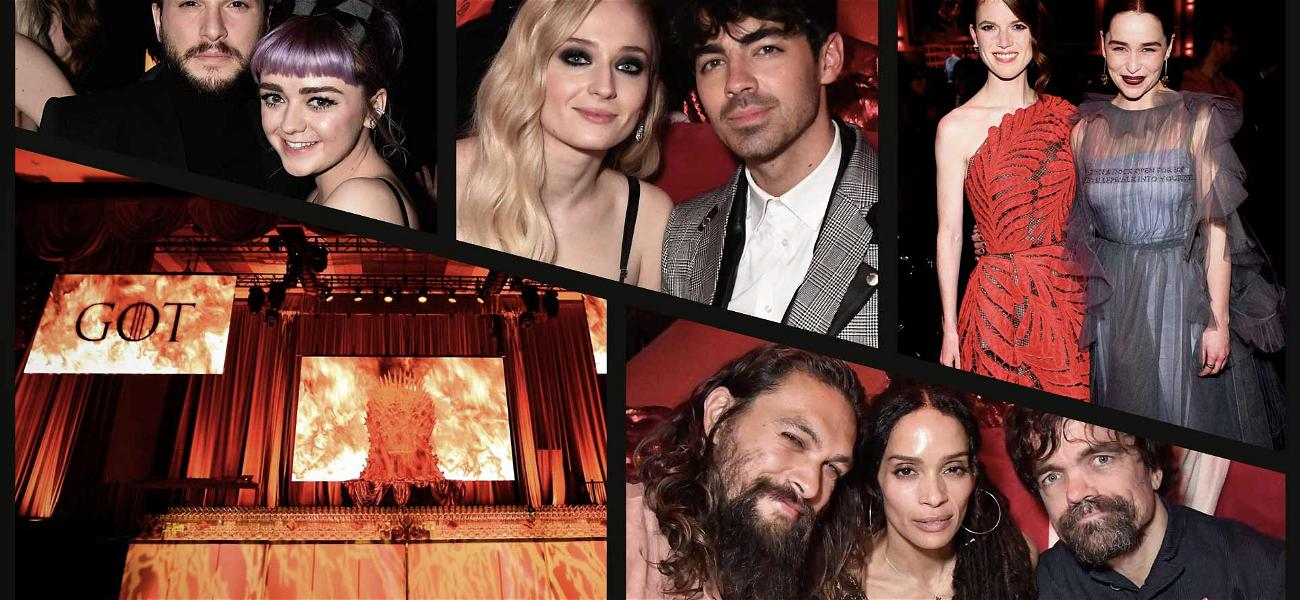 'Game of Thrones' Season 8 After-Party Was LIT