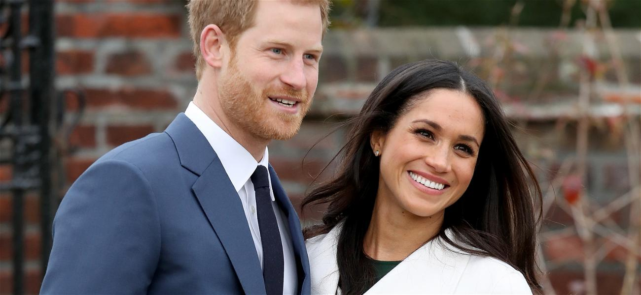 Meghan Markle And Prince Harry File To Trademark 'Sussex Royal' — Making Royal Hoodies?