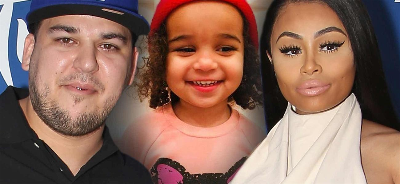 Rob Kardashian Moves to Make Daughter Dream a Star Without Blac Chyna