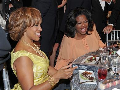 Oprah Defends Best Friend, Gayle King, Over Kobe Bryant Comments