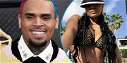 Chris Brown's Baby Mama Nia Guzman Is Straight Fire In Latest Bikini Shots