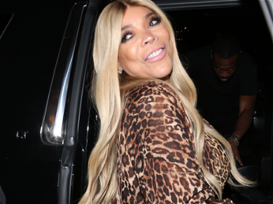 Wendy Williams Blows Away Fans With Huge BURP On Television Show!