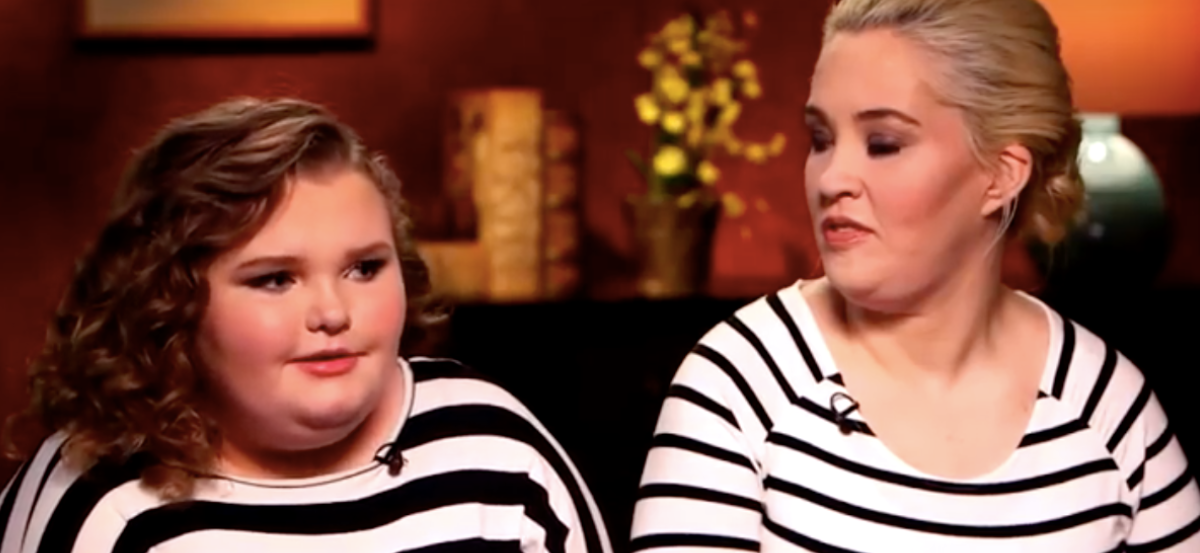 Honey Boo Boo Is Allegedly Blocking Mama June From Accessing Her Money