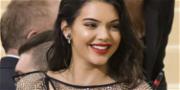 Kendall Jenner Trials Miniature Menswear Trend On Summery Stroll