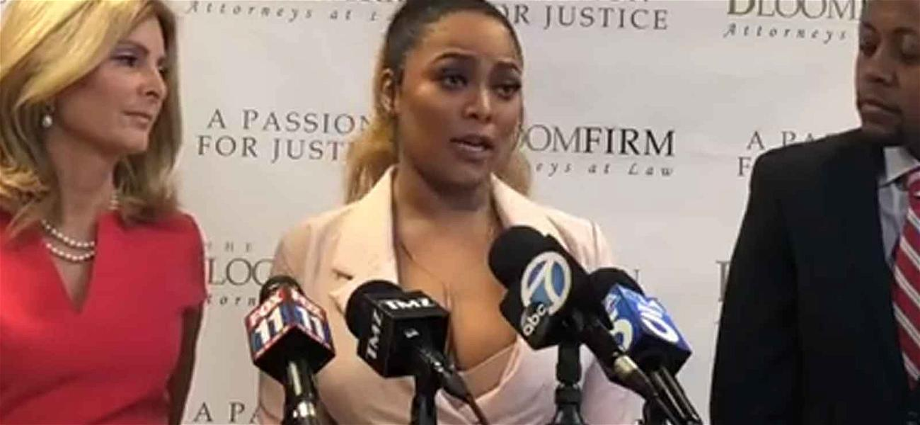 Teairra Marí Says 50 Cent Had 'No Remorse and No Regard' for Posting Sex Tape