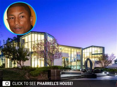 Pharrell Scores the House that Madea Built, Buys Tyler Perry's Pad