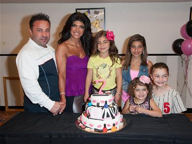 'RHONJ' Star Teresa Giudice's Marriage Ended 'A Long Time' Ago, At Least In Her Mind