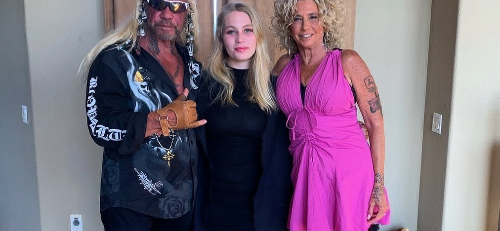 Duane 'Dog The Bounty Hunter' Chapman All Smiles In New Photos Of Him & Fiancée Francie Frane!!