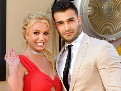 Britney Spears Is Losing Weight While Pining For Boyfriend Sam Asghari