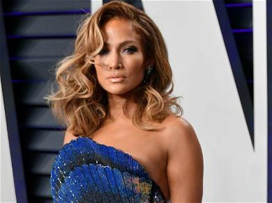 Jennifer Lopez Compared To 'Gift-Wrapped Parcel' At Golden Globes 2020