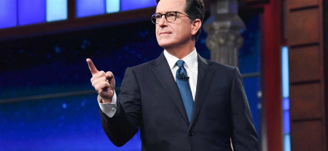 Stephen Colbert Opens Up About His Tragic Connection To The Kobe Bryant Crash
