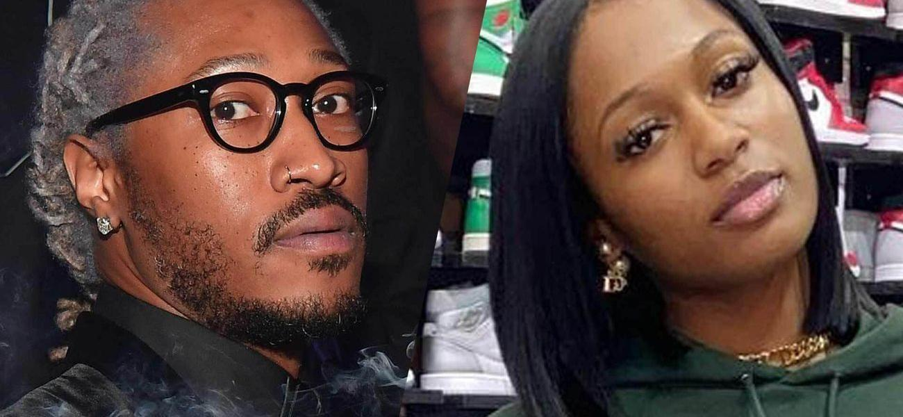 Rapper Future's GF Dess Dior Shows Body After Lori Harvey Hangs With Michael B.