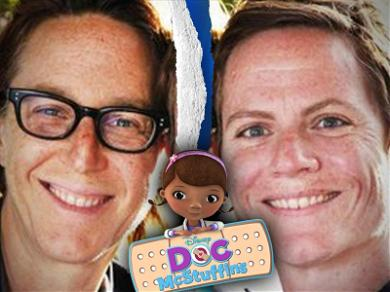 'Doc McStuffins' Creator Files for Legal Separation from Wife