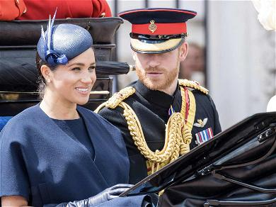 Meghan Markle Reports For Royal Duty 1-Month After Giving Birth