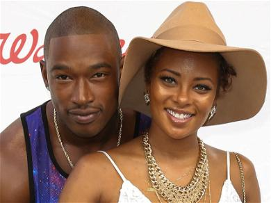 'RHOA' Star Eva Marcille's Ex Kevin McCall Denies Abusing Her During Relationship