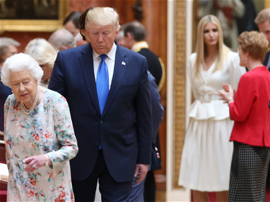 Donald Trump SLAMMED For Saying U.S. Won't Pay For Meghan Markle & Prince Harry's Security!