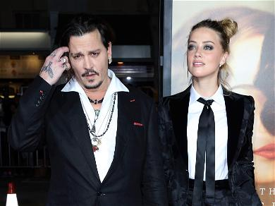 Johnny Depp Says Amber Heard Is 'Masquerading' as Abuse Survivor