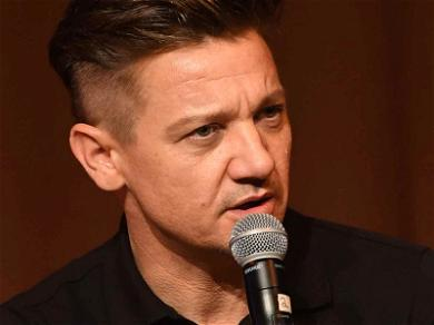 Jeremy Renner Strikes Child Support Deal With Ex-Wife