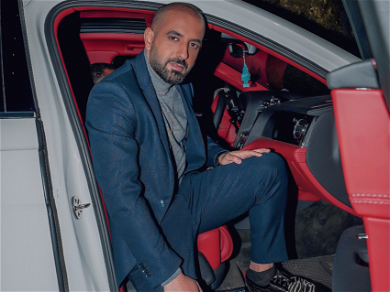 Middle Eastern Stars Flooding Hollywood Thanks To A-List Agent Mohammed Alhmoud