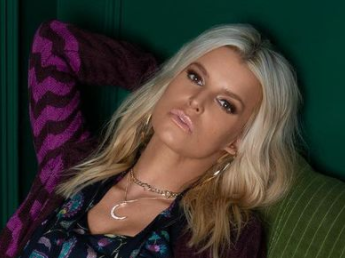 Jessica Simpson's Religion Called Out In Third Eye Selfie