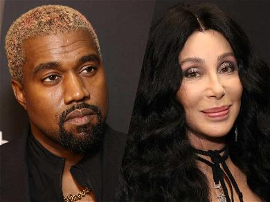 Kanye West Shaded by Broadway Star at Opening Night of Cher Show: 'We're Doing a Show Up Here'