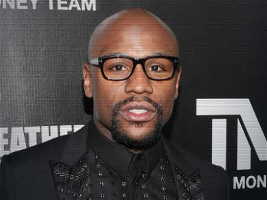 Floyd Mayweather Settles $650,000 Beef Over L.A. Mansion Remodel