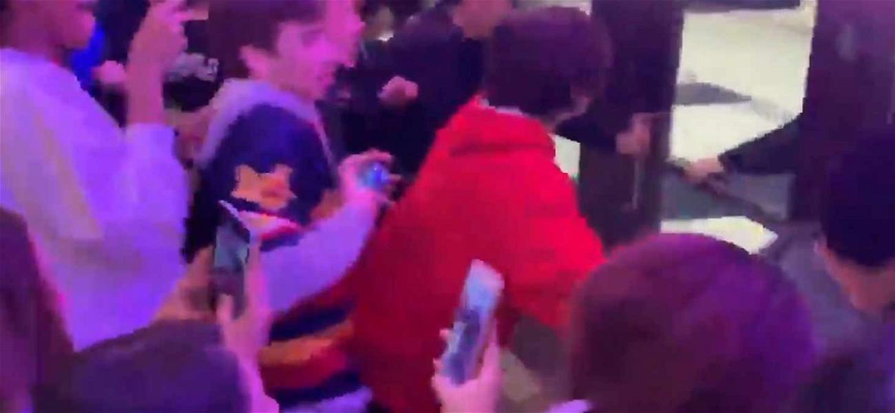 Travis Scott Fans Go Crazy After Last-Minute Concert Cancellation