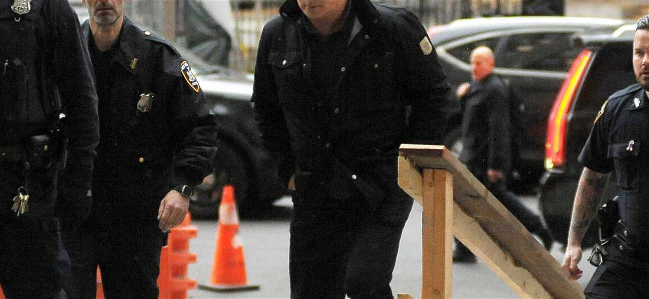 Alec Baldwin Officially Charged With Attempted Assault & Harassment: 'He's an Asshole. He Stole My Spot'