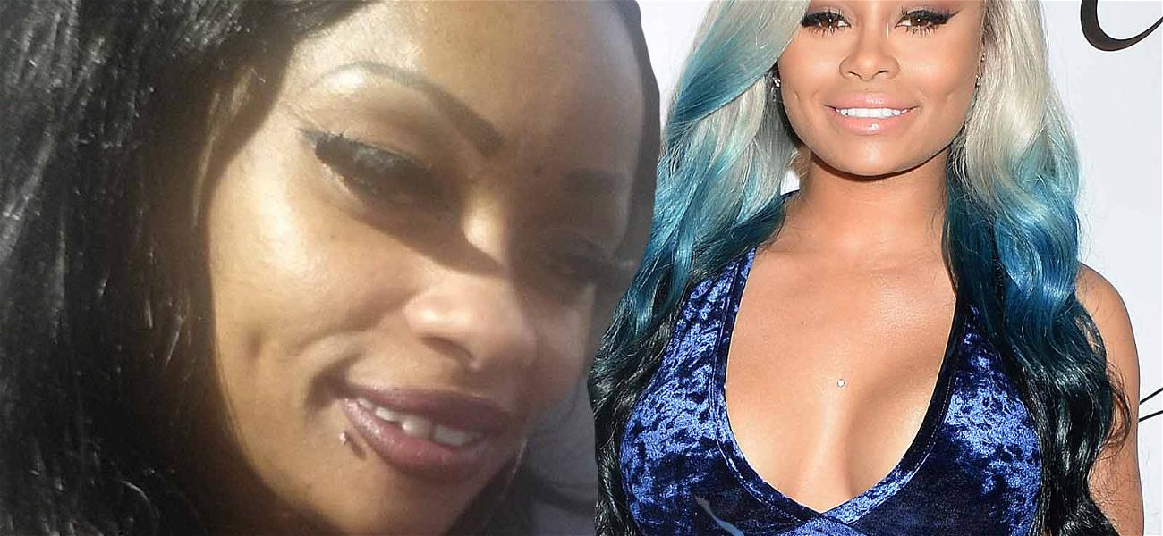 Blac Chyna's Mom Busted for Same Crime Chyna Is Suing Rob Kardashian Over