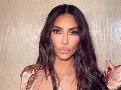 Kim Kardashian Celebrates Son's Birthday On Mother's Day