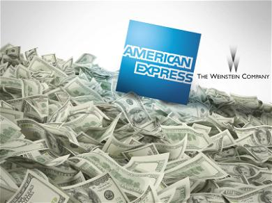 The Weinstein Company Sued By American Express for Over $1 Million