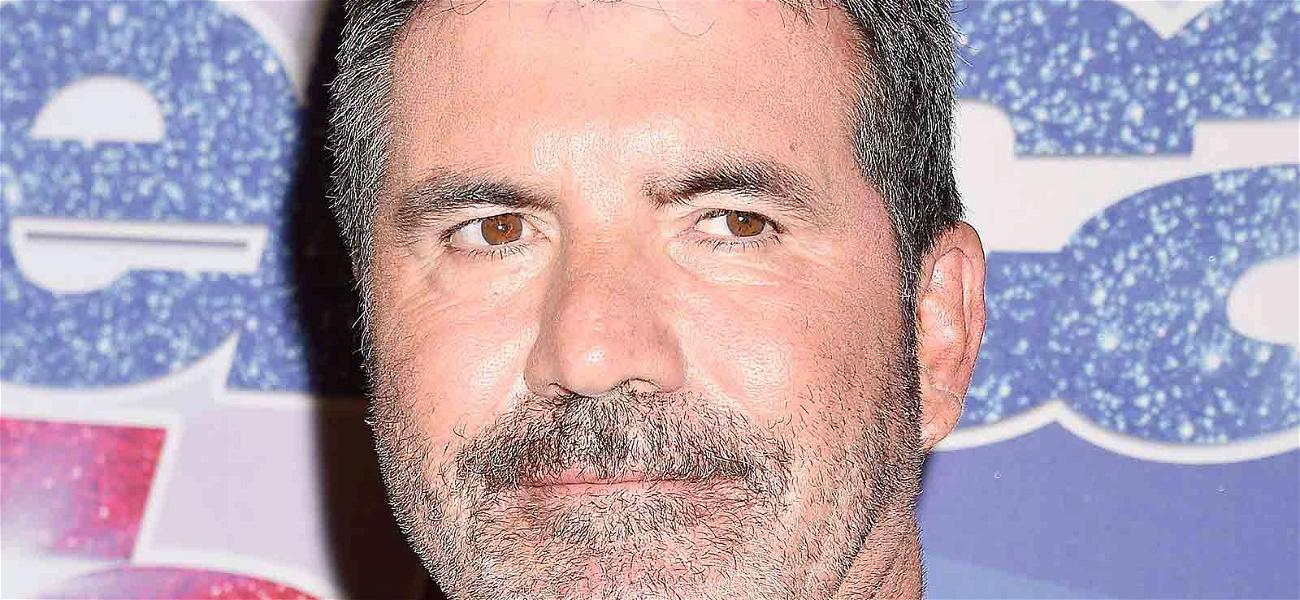 Simon Cowell Gives Thumbs Up After Early Morning Hospitalization