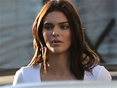 Kendall Jenner Criticized For Transparent Tank On Braless Shopping Trip
