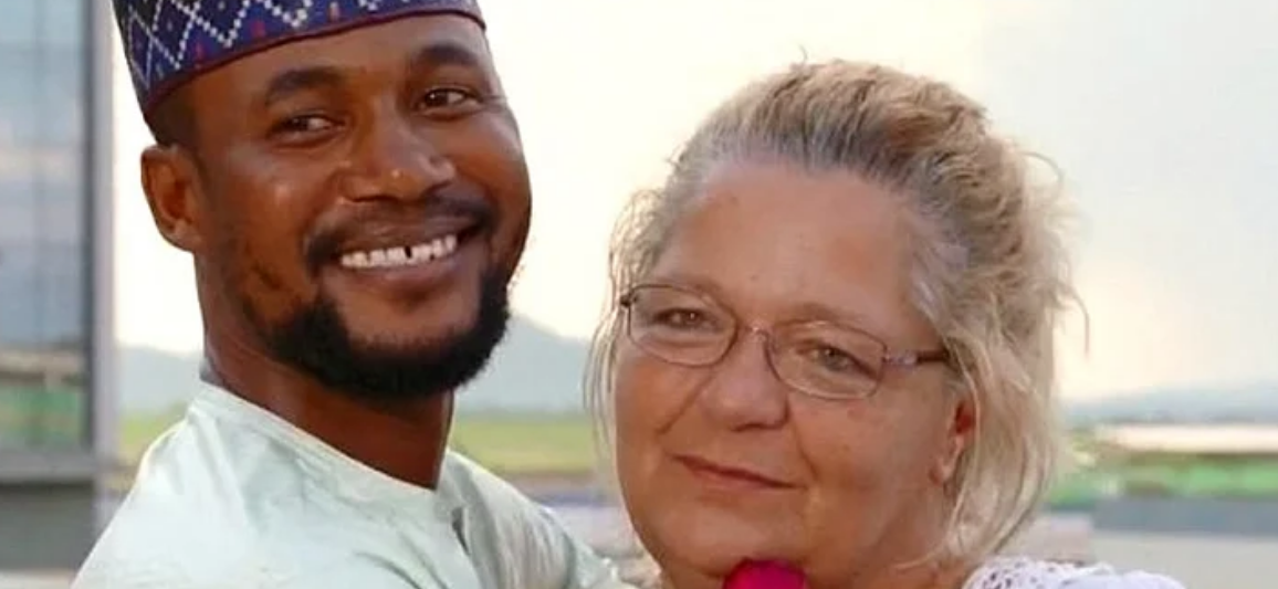 '90 Day Fiancé' Star Lisa Refuses To Address Usman's N-Word Accusation