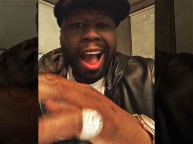 50 Cent Swears 'Get The Strap' Is 'Playful' and Non-Violent